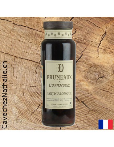 Pruneaux a l'armagnac | Dartigalongue
