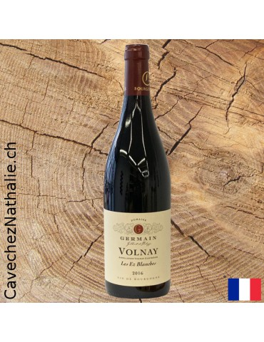 Bourgogne Volnay les Ez Blanches | Domaine Germain
