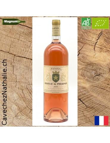 Bandol rosé chateau pibarnon