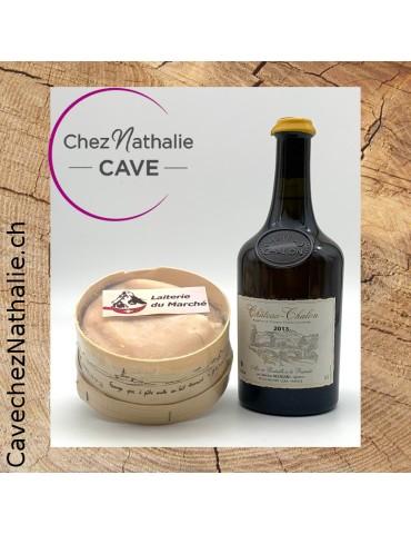 Vacherin Mont d'Or + Vin...