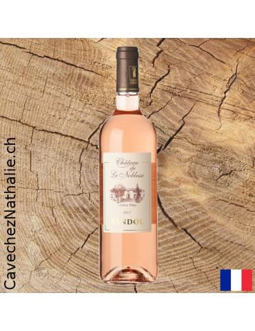 Bandol Rosé | Cote de Provence | Chateau la Noblesse