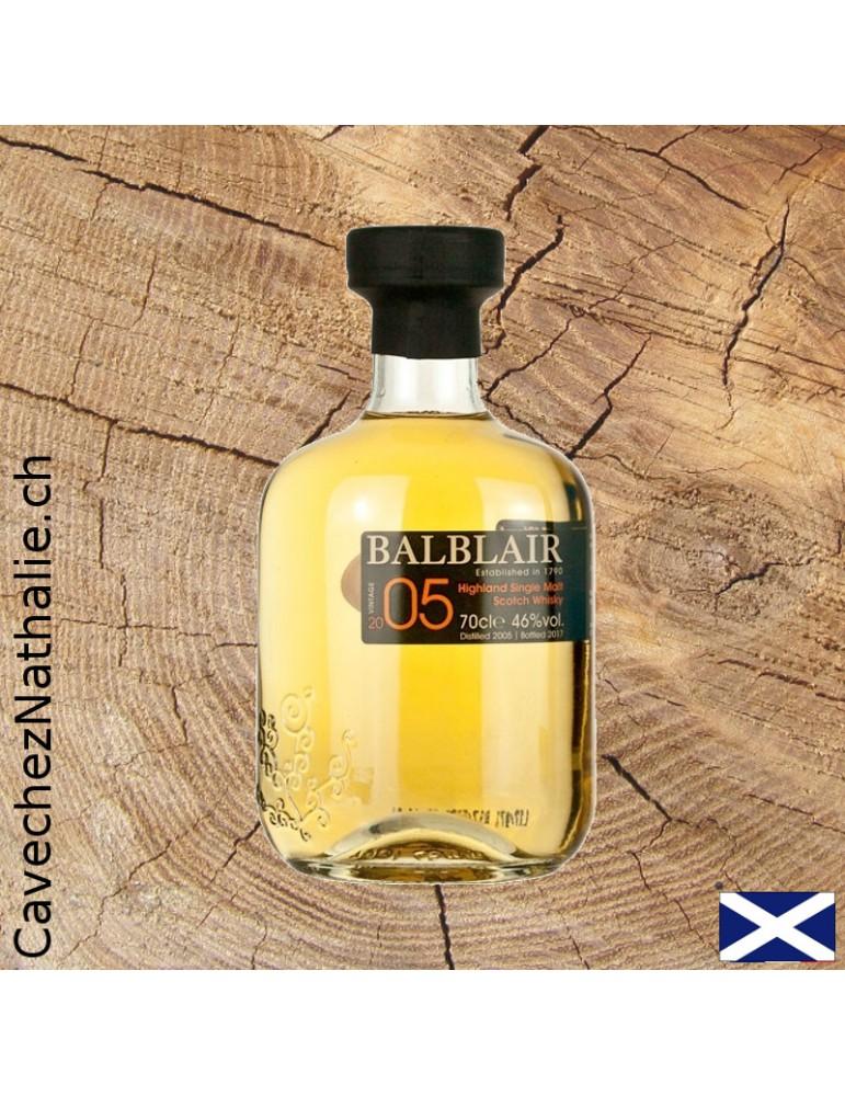 Whisky Balblair 2005 | Single Malt
