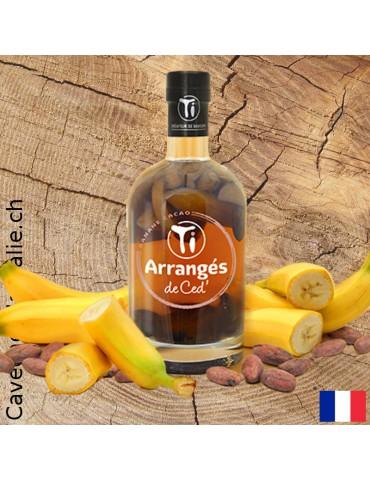 Rhum arrangé Ced Banane Cacao