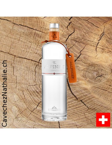 Swiss Premium Dry Gin | The Alpinist