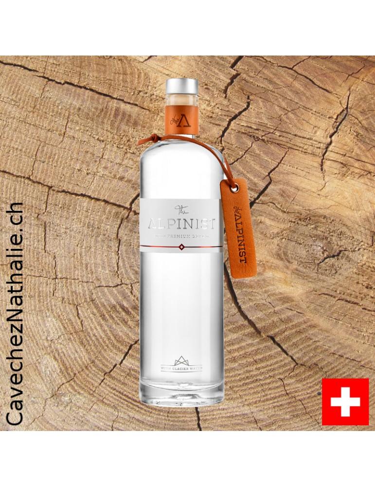 Swiss Premium Dry Gin | The Alpinist