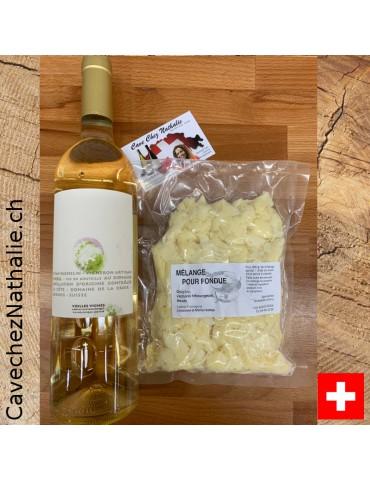 Fondue-Box Chasselas Bio +...