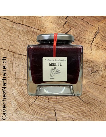 confiture griotte - Chez Dame Tartine