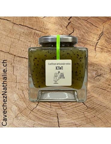confiture kiwi | Chez Dame Tartine