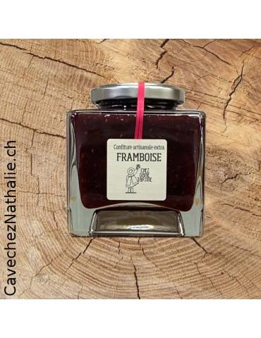 confiture framboise | Chez Dame Tartine
