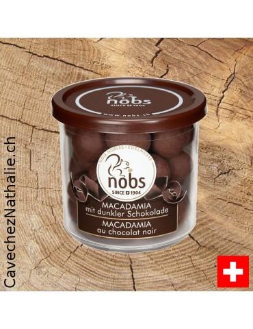 macadamia chocolat noir Nobs