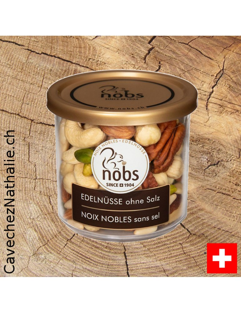 noix nobles sans sel Nobs