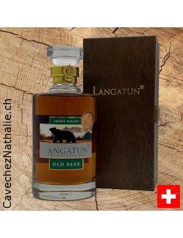 whisky langatun coffret