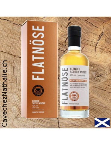 whisky Flatnose blended