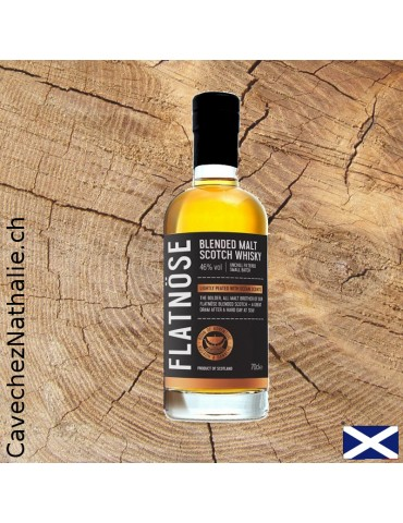 whisky flatnose malt