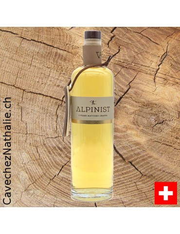 grappa suisse the Alpinist