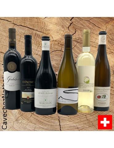 A la découverte des vins...