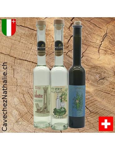 lot de 3 absinthe