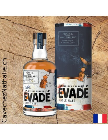 whisky evade coffret
