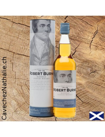 whisky Roberts burns étui
