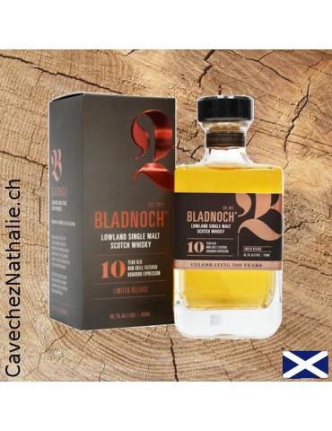 whisky bladnoch Etui