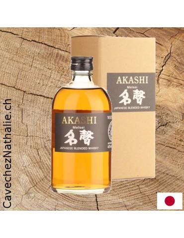 whisky Akashi etui