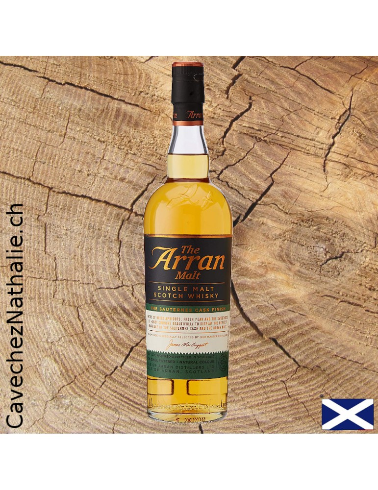 whisky the arran