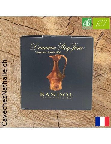 Bandol Rosé Ray-Jane
