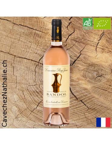 Bandol Rosé AOC Bio Cuvée...