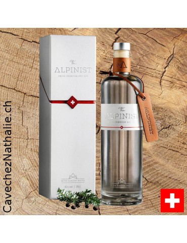 gin the alpinist etui