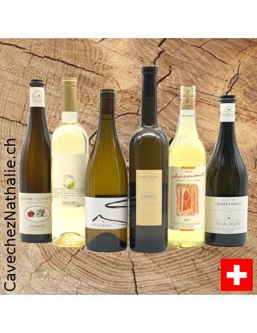 a la découverte des vins blancs suisses