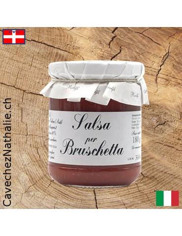 Sauce tomates Bruschetta  ...