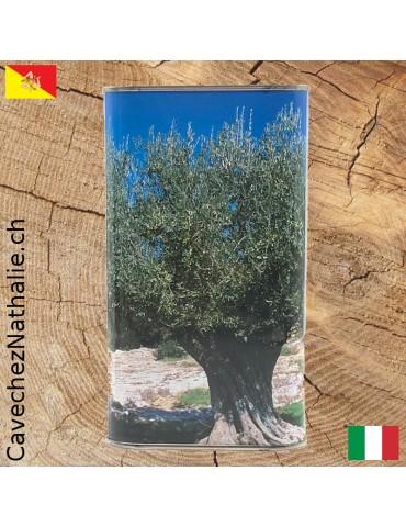 huile olive Sicile