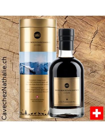 Swiss mountain cuvee etui