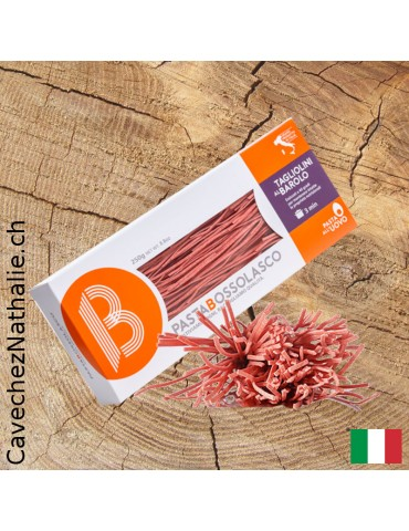 tagliolini au Barolo Bossolasco