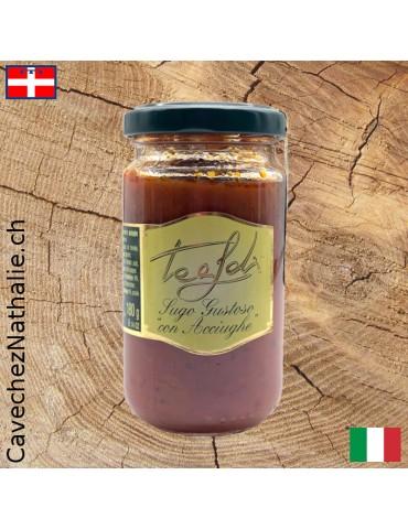 sauce anchois tealdi