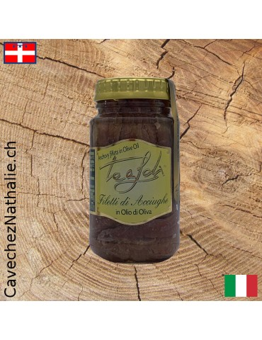 filets anchois huile olive tealdi