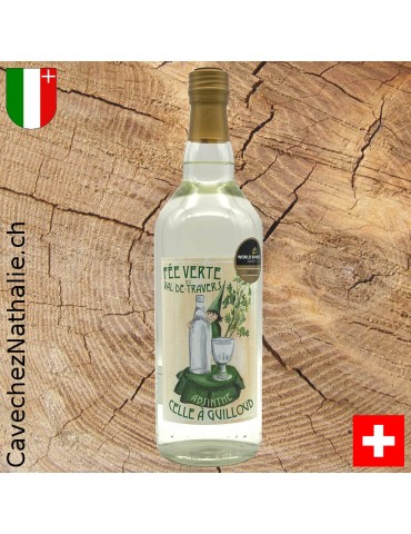 absinthe celle à guilloud 1 litre