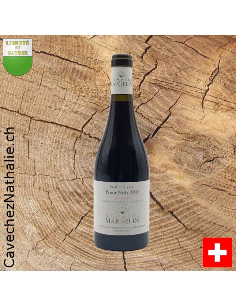 pinot noir vieilles vignes 50cl Marcelin