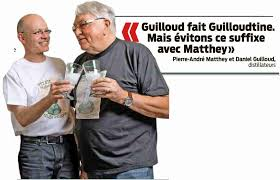PA. Mathey et D. Guilloud