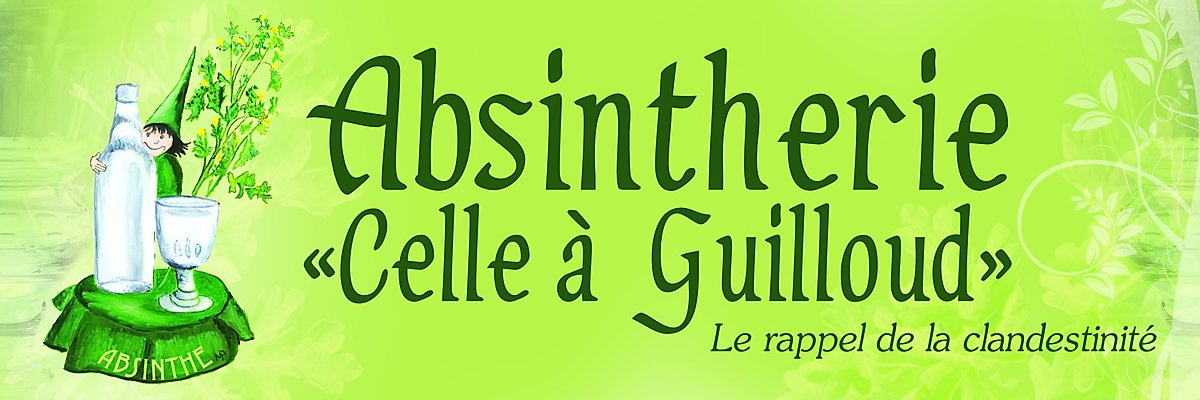 logo absinthe celle a guilloud