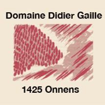 Domaine Didier Gaille
